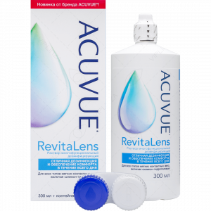 Acuvue Revitalens 300 мл