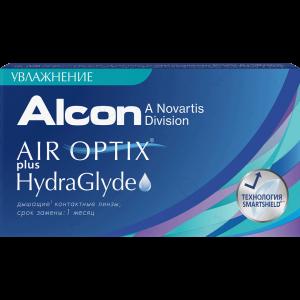 Air Optix HydraGlyde 6