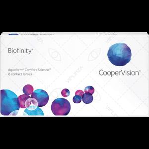 Biofinity 6