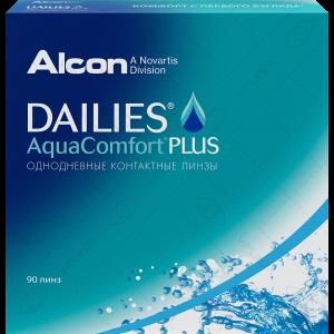 Dailies AquaComfort + 90
