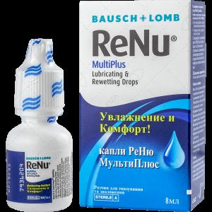 ReNu MultiPlus Drops 8 мл