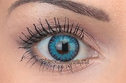 Freshlook ColorBlends brilliant blue